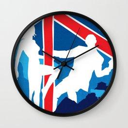James Bond Golden Era Series :: On Her Majesty's Secret Service Wall Clock