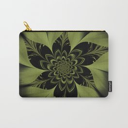 Heart is the Flower Carry-All Pouch