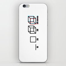 3D stereo iPhone & iPod Skin
