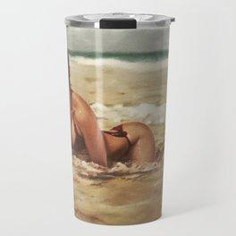 On The Shore Travel Mug