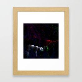 Byll Framed Art Print