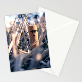 Mission to KILL Stationery Cards