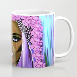 Bride of the Morning Oil Painting Coffee Mug