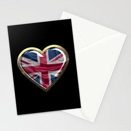British Heart Flag product UK United Kingdom Gift Stationery Cards