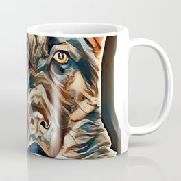 rescue pup Coffee Mug