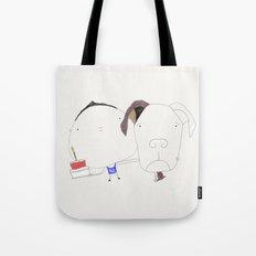 Pet birthday Tote Bag