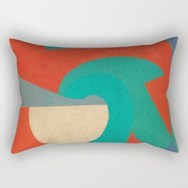 Oxóssi Rectangular Pillow
