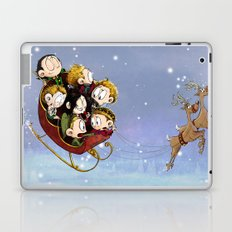Little Hiddles Christmas Time Laptop & iPad Skin