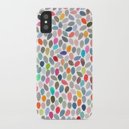 rain 18 iPhone Case