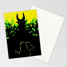Malicious Attack Stationery Cards