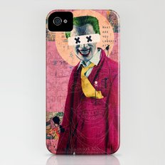 What Are You Laughin' At? iPhone (4, 4s) Slim Case