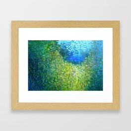 Fertile Earth Framed Art Print