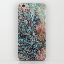 Midnight at the Wishing Tree iPhone Skin