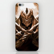 League of Legends ZED iPhone & iPod Skin