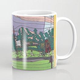 Saskatchewan Heritage House Coffee Mug