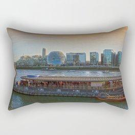 LONDON THEMES Rectangular Pillow