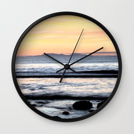 Colour me beautiful Wall Clock