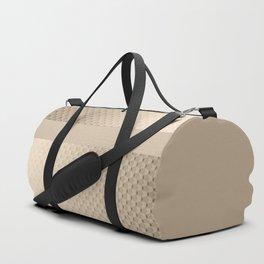 Golden Duffle Bag