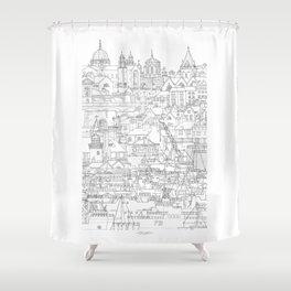 Galway, Ireland Shower Curtain