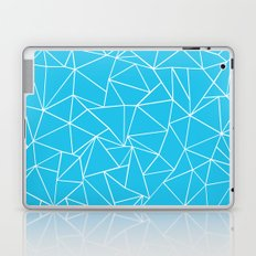 Ab Outline Electric Laptop & iPad Skin