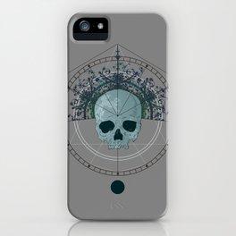 Holy Skull iPhone Case