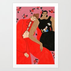Vivetta Fall 17 Art Print