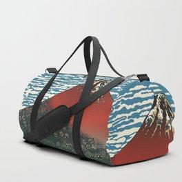 Mount Pugs Fuji Duffle Bag