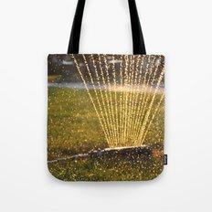 Childhood Summer Tote Bag