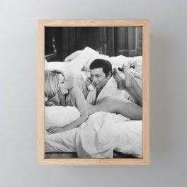 Brigitte Bardot 4 Framed Mini Art Print