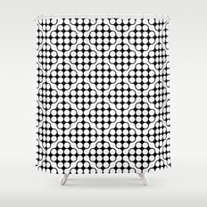 5050 No.3 Shower Curtain