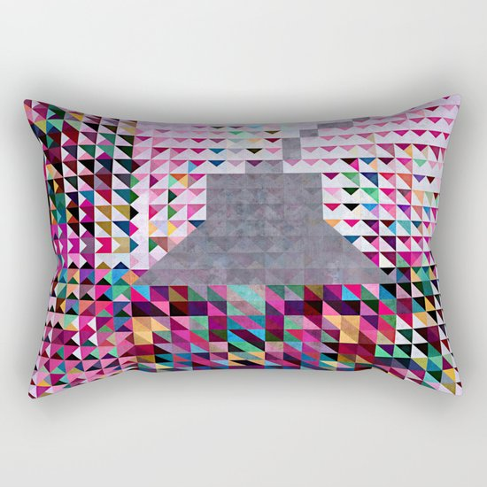 wyll of syynd Rectangular Pillow