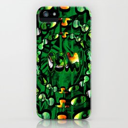 Flowers in Another ism iPhone Case