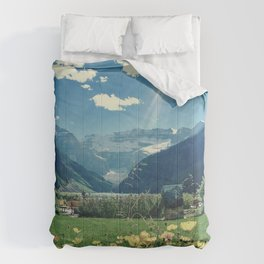 Lake Louise Dream Comforters