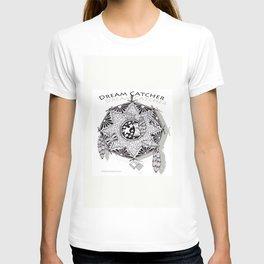 Zentangle Dreamcatcher T-shirt
