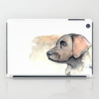 puppy iPad Cases featuring Puppy by Domantas Didžiapetris