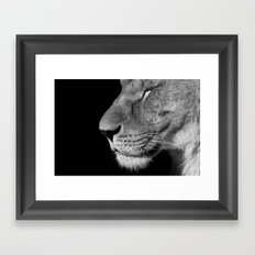Your Majesty Framed Art Print