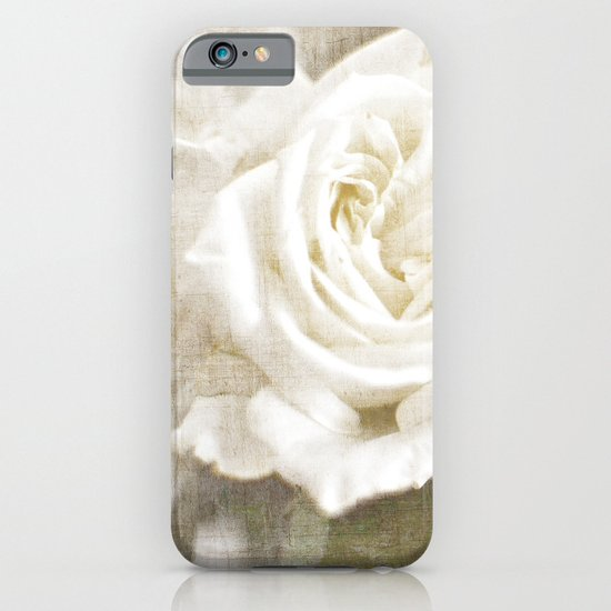 White Roses iPhone & iPod Case