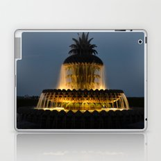 fountain lights Laptop & iPad Skin