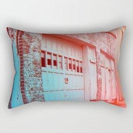 Garage Rectangular Pillow