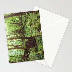 Mossy Forest Stationery Cards