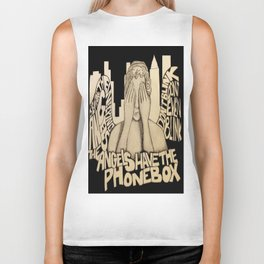 Weeping Angels Biker Tank