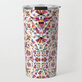 Mexico Otomi Travel Mug