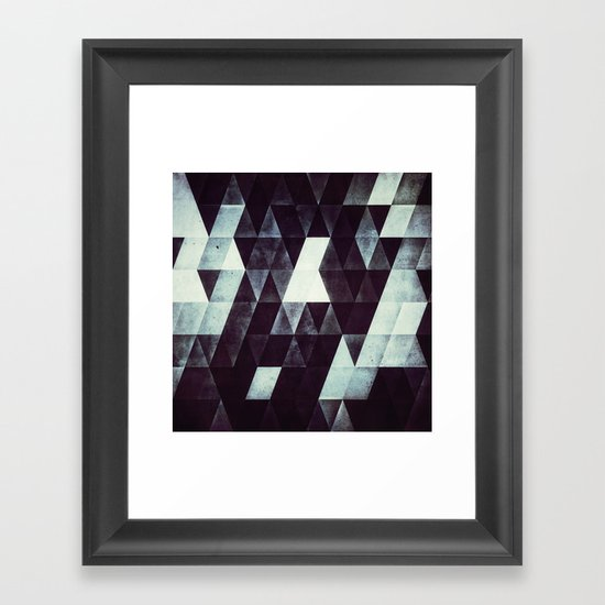 mnykryme Framed Art Print