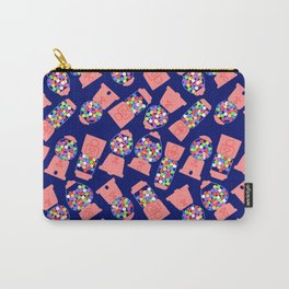 Royal Gumballs in Blue Carry-All Pouch