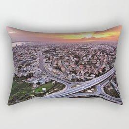 Till The Sky Falls Down Rectangular Pillow