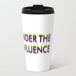 Under The Influence Travel Mug