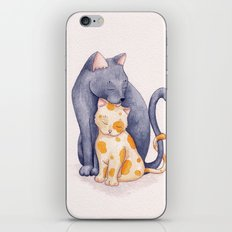 Mother's Love iPhone Skin