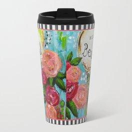 HELLO Beautiful Travel Mug