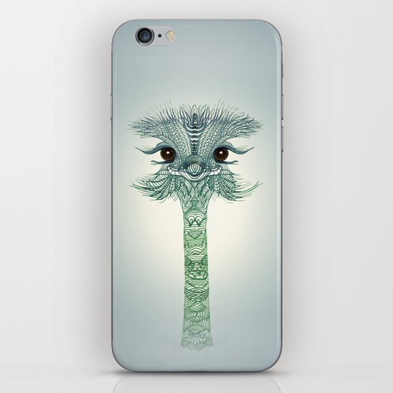 Ostrich  iPhone & iPod Skin