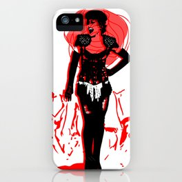 Sexy Matador iPhone Case